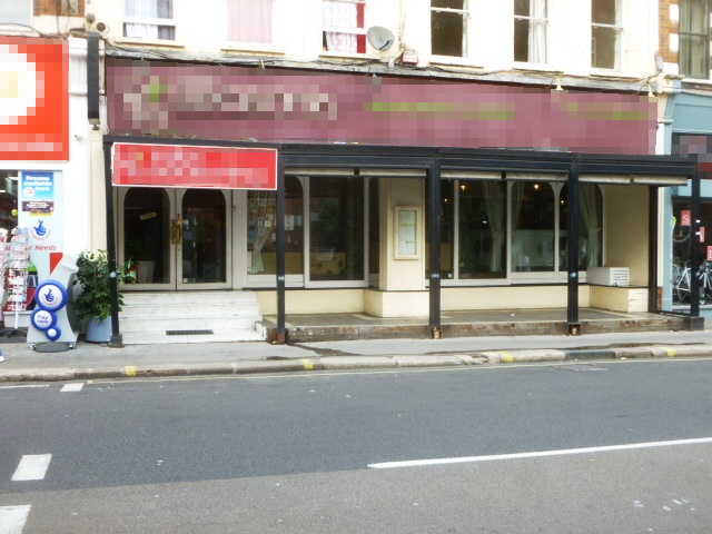 Spacious Well Established Licensed Indian Restaurant, South London For Sale