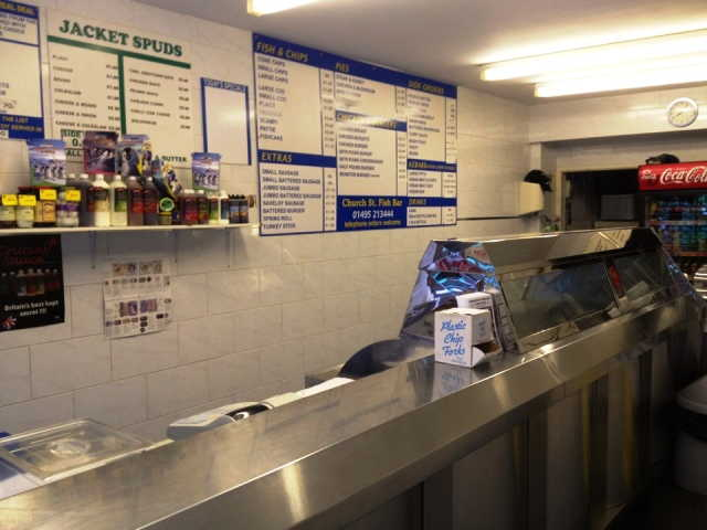 Well Equipped Takeaway Fish and Chips Plus Kebabs for sale in Usk for sale