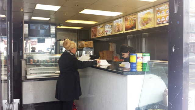 Fast Food Restaurant Including Pizzas, Turkish Food Plus Takeaway and Delivery for sale in Smethwick for sale