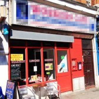Well Established Caf�, North London for sale
