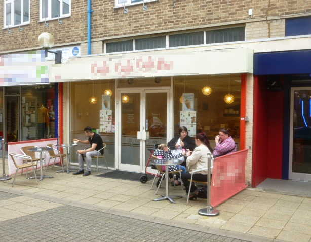 Well Fitted Caf� Restaurant, Northamptonshire for sale