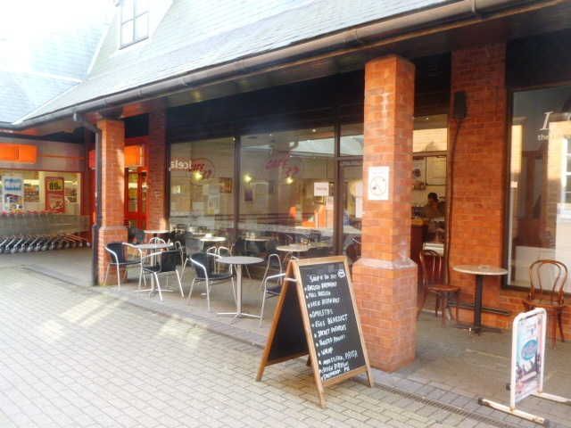 Well Fitted Caf� with A3 Use (Catering For Breakfasts, Snacks, Light Lunches, Teas and Coffees), Surrey for sale