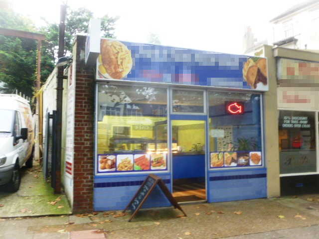 Well Fitted Takeaway Fish and Chip Shop, East Sussex for sale