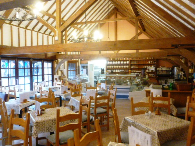 Spacious Restaurant / Tearooms, Berkshire for sale