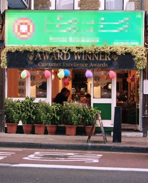 Attractive Restaurant, North London for sale