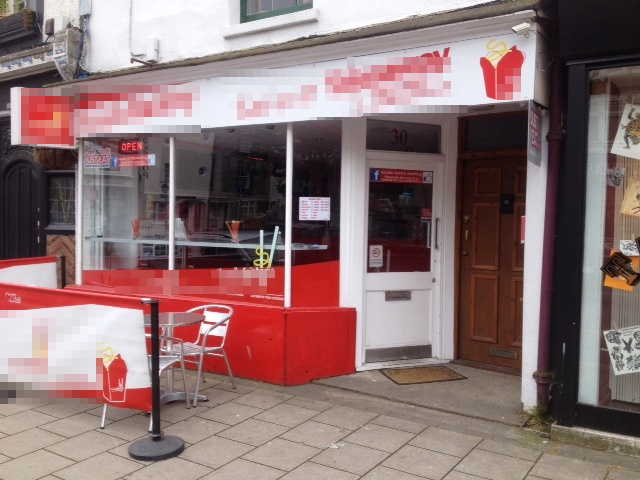 Well Fitted Thai Noodle Bar, West Sussex For Sale