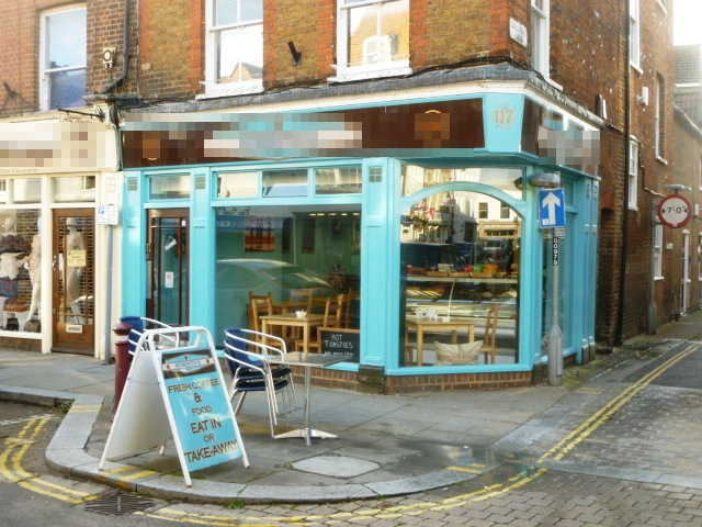 Attractive Fully Fitted Coffee Shop, Surrey for sale