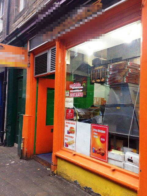 Fast Food Takeaway (Including Chicken and Pizza), Scotland For Sale