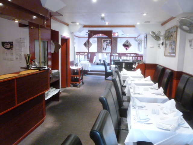 Spacious Single Fronted Restaurant (Closed At Present) for sale in South Kensington for sale