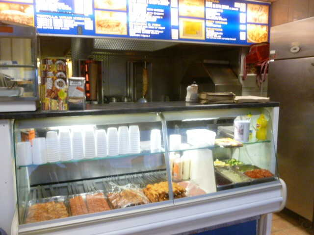 Kebab Shop In Leatherhead For Sale