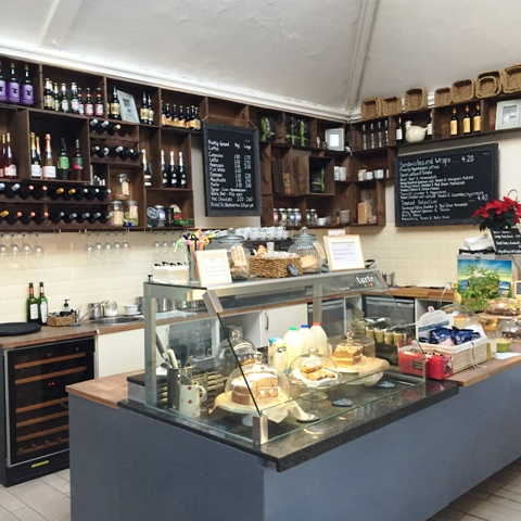 Attractive Licensed Coffee Bar / Tea Room for sale in Cranbrook for sale