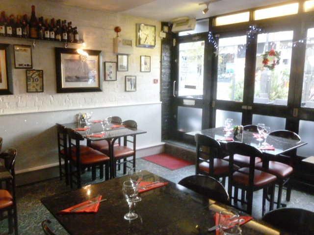 Italian Restaurant In South Kensington For Sale