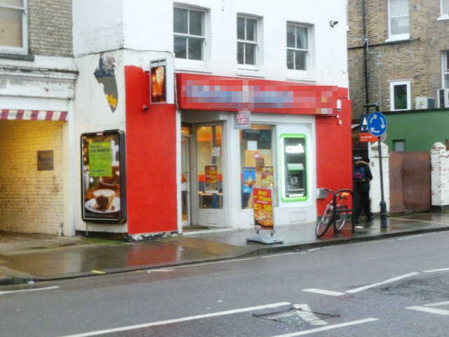 Well Fitted Chicken and Pizza Takeaway and Delivery Plus Small Restaurant Area, South London For Sale