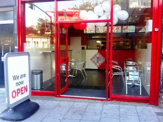 Fast Food Takeaway Plus Seating Area, South London For Sale