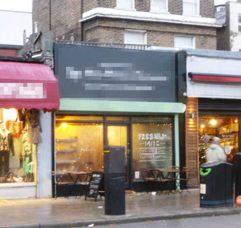 Attractive Newly Fitted Coffee Shop, North London For Sale