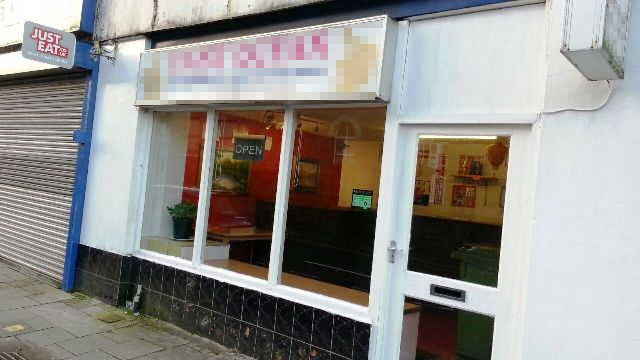 Fully Equipped Chinese Hot Food Takeaway, South Wales For Sale