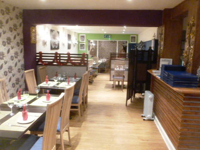 Thai Restaurant in Guildford for sale
