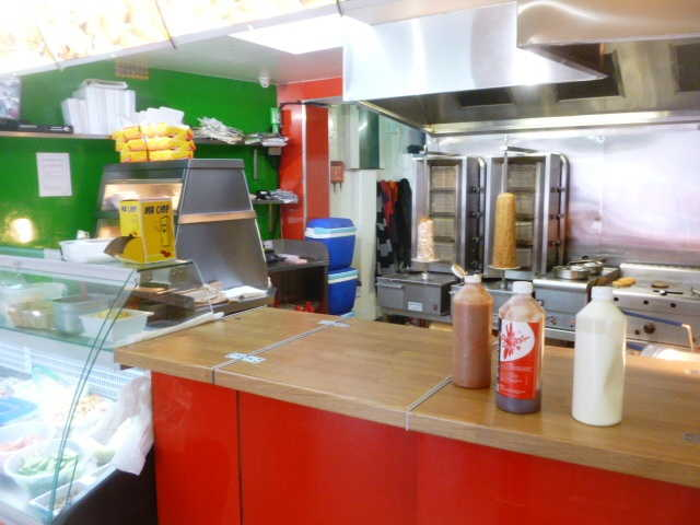 Indian, Kebab and Chicken Takeaway in Kennington For Sale