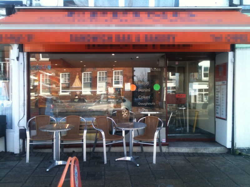 Well Established and Spacious Sandwich Bar / Coffee Shop / Retail Bakery Catering For Soups, Jacket Potatoes, Sandwiches, Baguettes, Rolls Etc, Essex For Sale