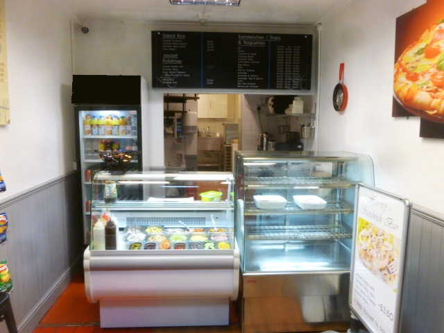 Well Equipped Sandwich Bar (Catering For Sandwiches, Paninis, Baguettes, Pizzas, Teas and Coffees) for sale in Hertfordshire for sale