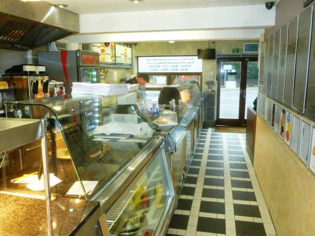 Well Fitted Takeaway Fish and Chip Shop Plus Restaurant The Business Has A Restaurant Licence For The Sales of Wines, Beers and Spirits for sale in Colchester for sale