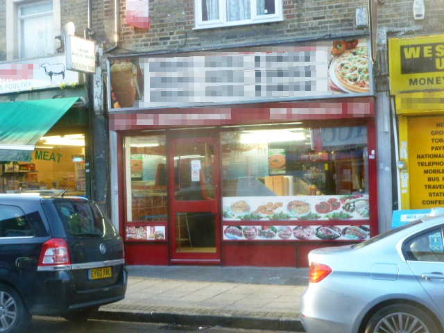Well Established Fully Equipped Kebab and Pizza Shop, South London For Sale