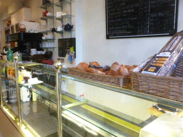 Attractive Caf� / Delicatessen (Catering For Breakfasts, Lunches, Sandwiches, Teas and Coffees) for sale in Ealing, West London for sale