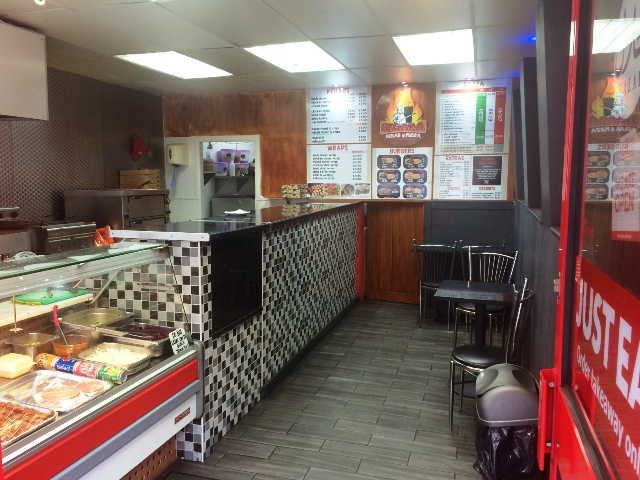 Kebab Shop and Pizza Takeaway in Edmonton For Sale
