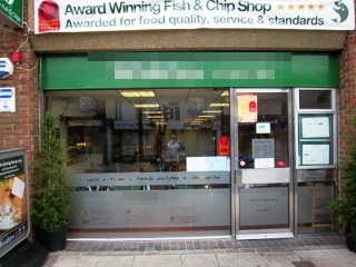 Fish & Chip Takeaway and Restaurant for sale in Hampshire