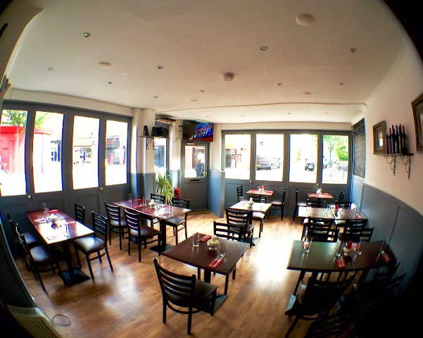 Attractive Well Fitted Licensed Italian Restaurant (Catering Mainly At Present For Pizzas) for sale in Islington, North London for sale