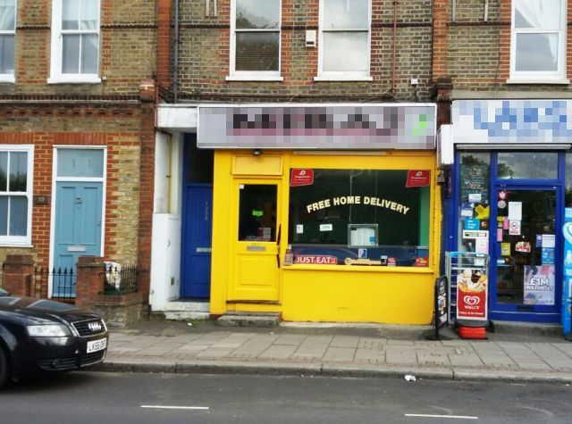 Indian Takeaway in South London For Sale