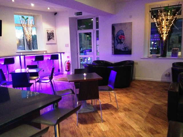 Detached Wine Bar / Caf� for sale in High Peak for sale