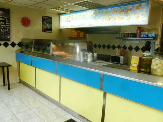 Fish & Chip Shop in Coulsdon For Sale