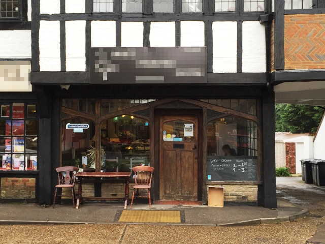 Cafe, Delicatessen and Wine Bar in Surrey For Sale