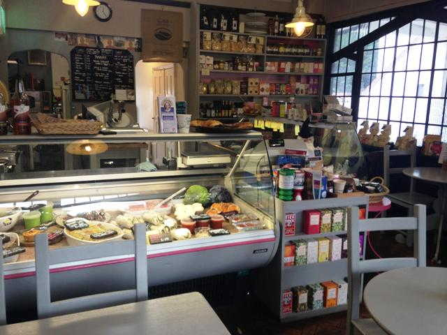 Most Attractive Caf� / Delicatessen with On and off Licence For The Sale of Wines, Beers and Spirits for sale in Surrey for sale