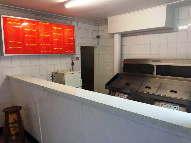 Catering Premises - formerally Chinese Takeaway and  Fish & Chip Shop in Warrington For Sale