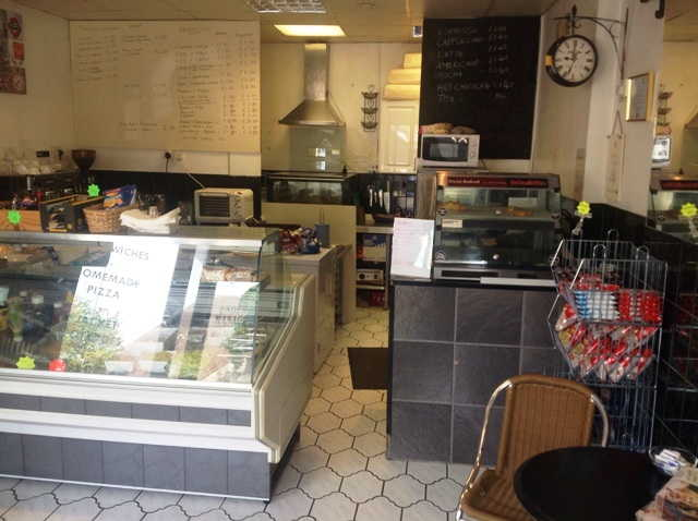Sandwich Bar and Coffee Shop in Eltham For Sale
