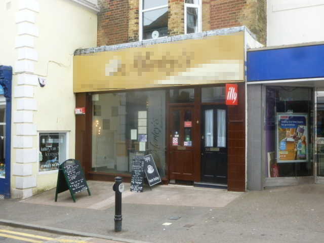 Licenced Tea Room and Coffee Shop in Kent For Sale