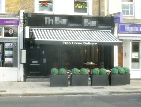 Turkish Restaurant in West London For Sale
