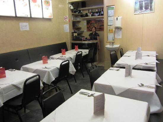 Fully Equipped Indian Hot Food Takeaway and Delivery Plus Small Restaurant Area for sale in Sheffield, South Yorkshire for sale