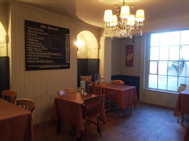 Licensed Cafe Restaurant in Leominster For Sale