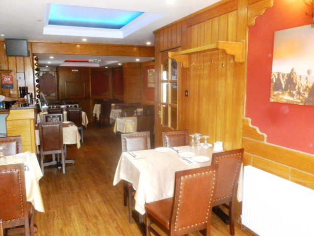 Sell a Turkish Restaurant in Crawley For Sale