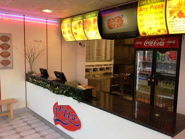 Fully Equipped Pizzas, Kebabs, Peri Peri Chicken Takeaway and Delivery for sale in Eltham for sale