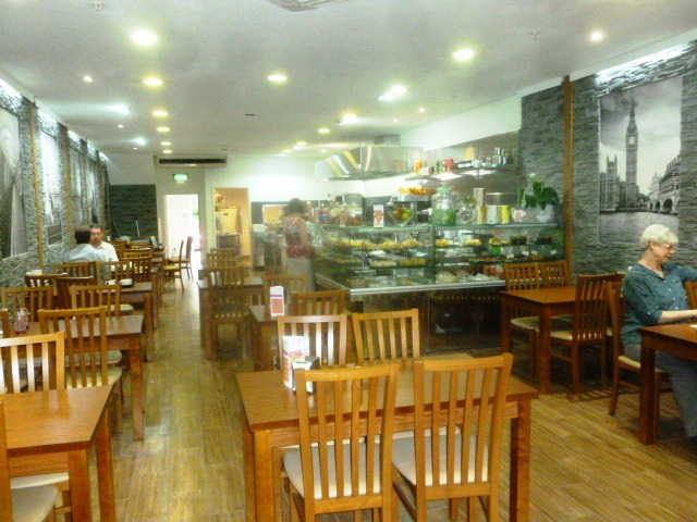 Spacious Well Fitted Coffee Shop / Restaurant (We Understand The Premises Have A3 Use) for sale in Hertfordshire for sale