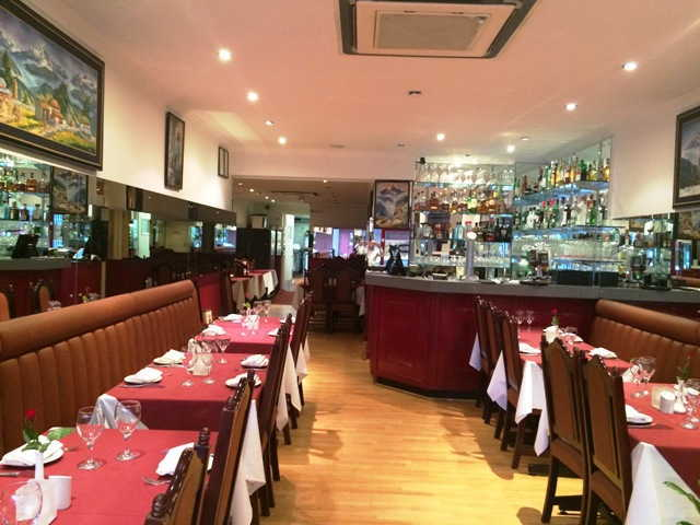 Indian Restaurant and Takeaway in North London For Sale