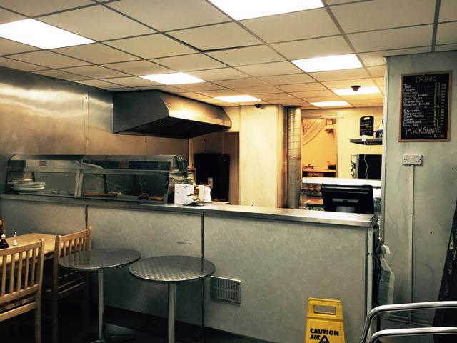 Fully Equipped Fish and Chips, Pizzas, Kebabs, Burgers and Milkshakes for sale in Manchester for sale