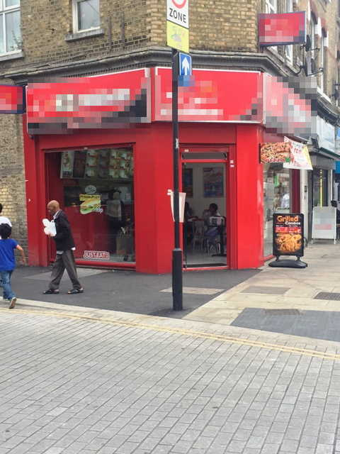 Chicken Shop with Pizza Takeaway and Restaurant in West London For Sale