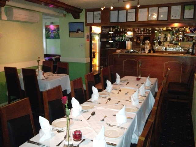 Indian Restaurant and Takeaway in Ashford For Sale