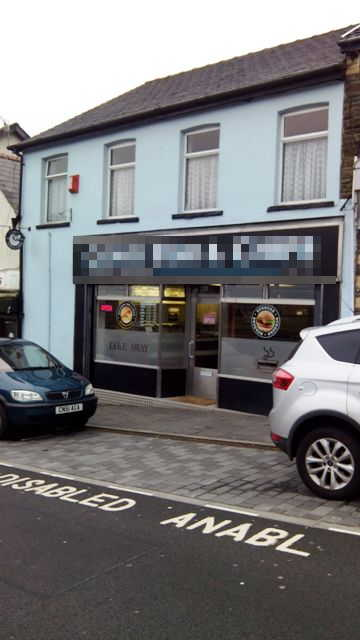 Fish & Chip Restaurant for sale in South Wales