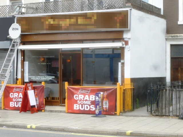 Restaurant and Bar for sale in South London